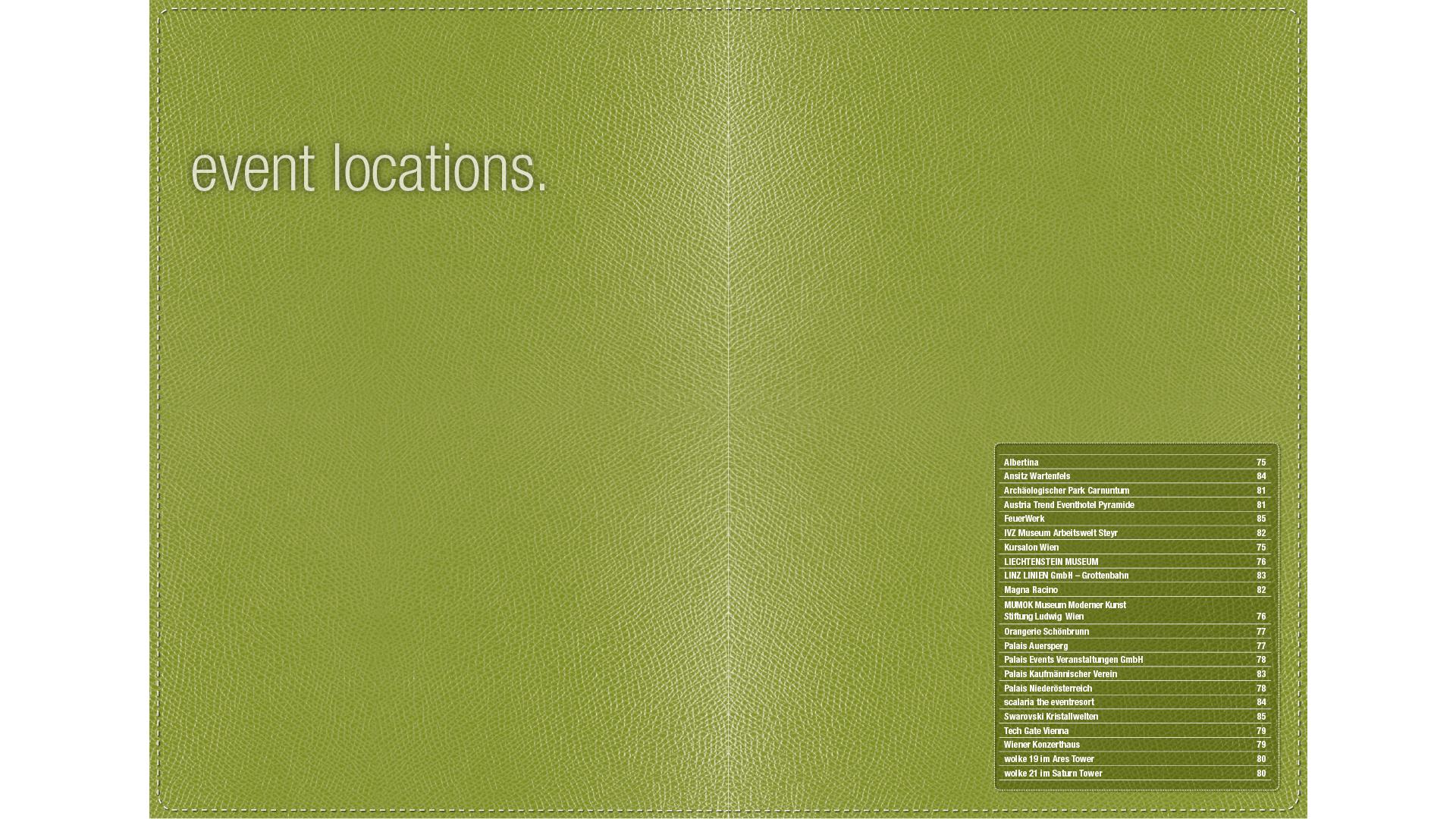 Designentwicklung für den ABCN Planners Guide