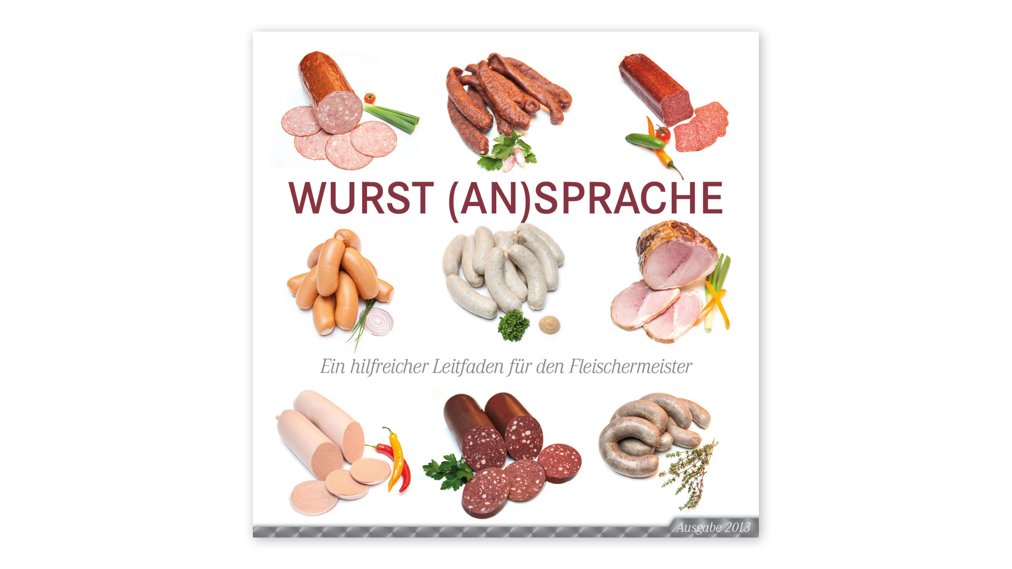 Wurst (An) Sprache