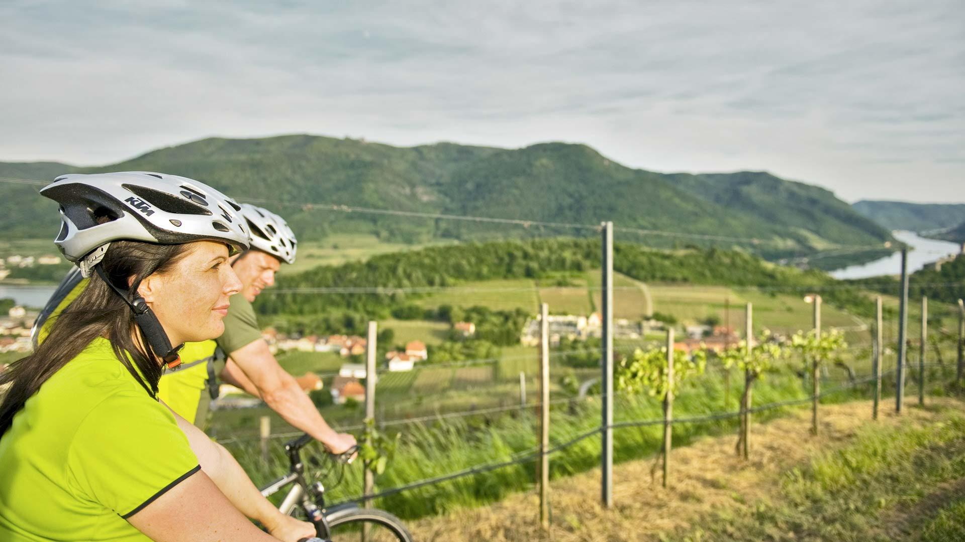 Radshooting für die Bilddatenbank der Österreich Werbung