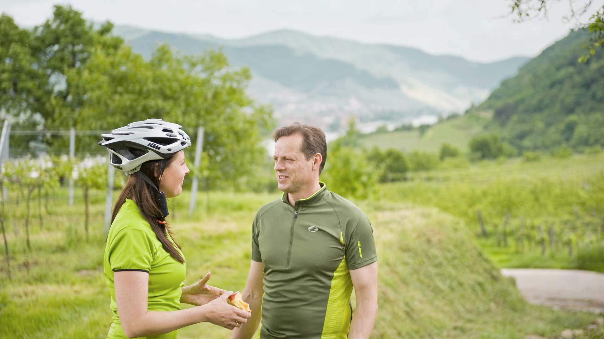 Radfahren in der Wachau Österreich