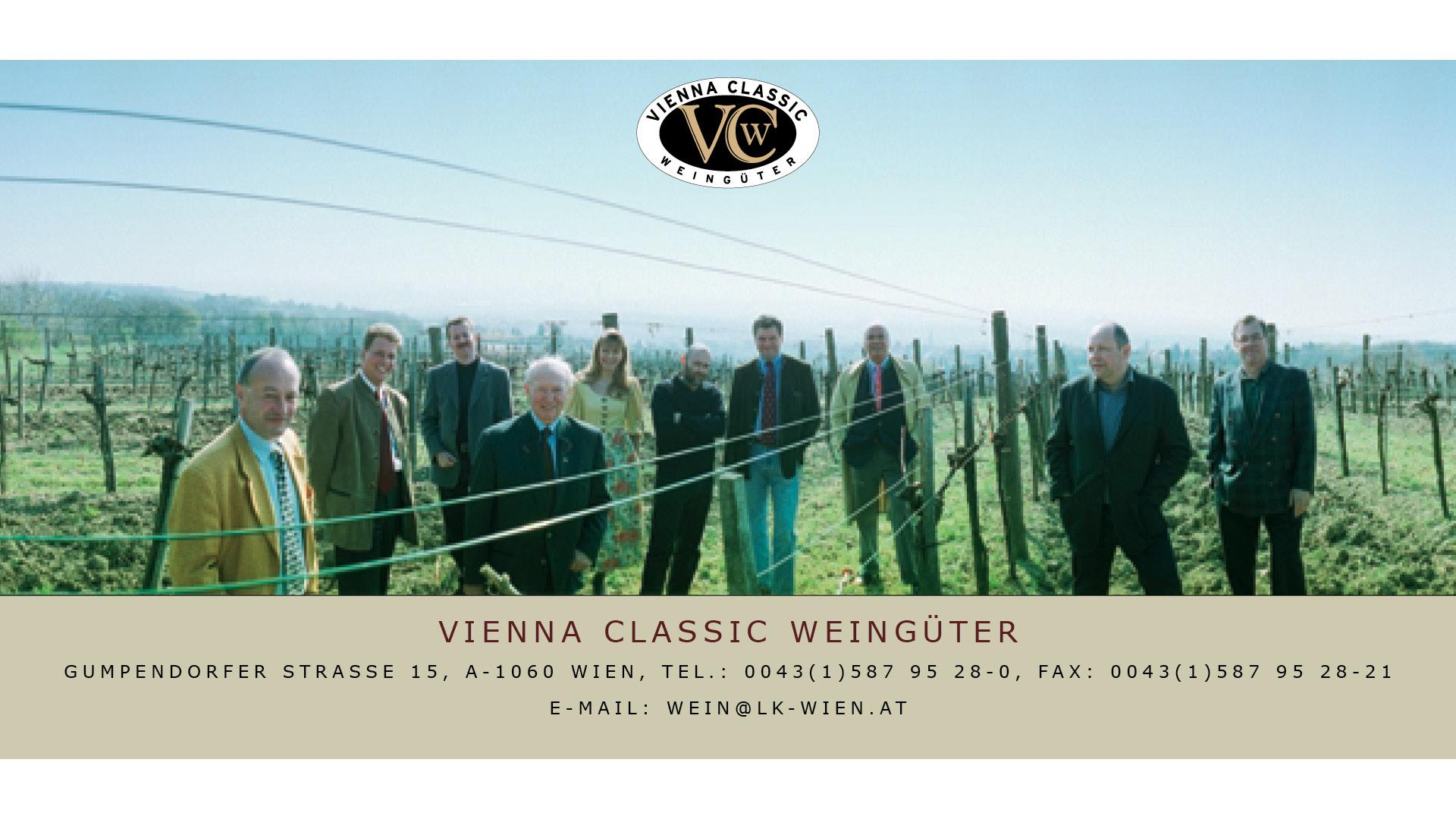 Vienna Classic Weingüter