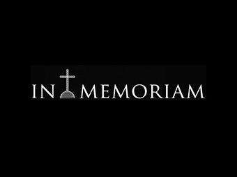 Im Memoriam